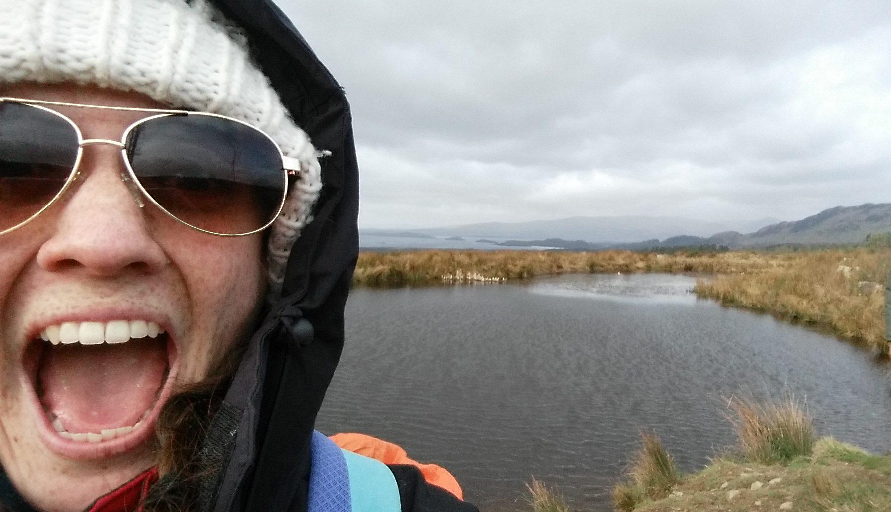 An Aussie In Scotland